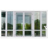 Алюминиевые Входные двери ТПТ-65