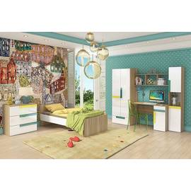 Комплект детской мебели Кадет