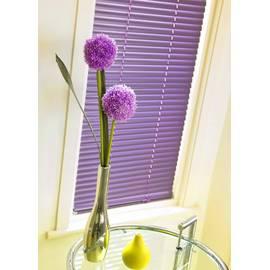 Жалюзи горизонтальные, цвет фиолетовый