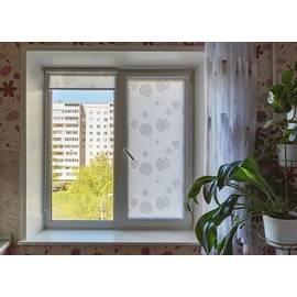 Двустворчатое окно REHAU BLITZ New