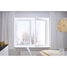 Двустворчатое окно REHAU
