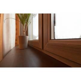 Двустворчатое окно KBE Master с ламинацией