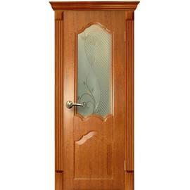 Двери межкомнатные Виола остекленная