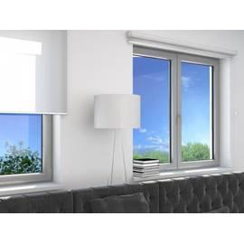Двустворчатое окно Veka Softline