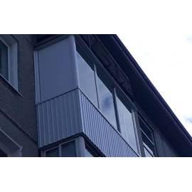 Окна для остекление Балкон Г-образный