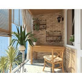 Окна для остекления Французского балкона