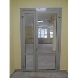 Алюминиевые Входная дверь P-400