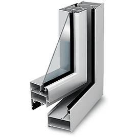 Окно алюминиевые P-400  (Проведал)