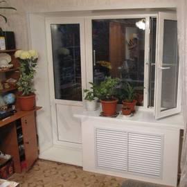 Балконный выход Veka WHS 60