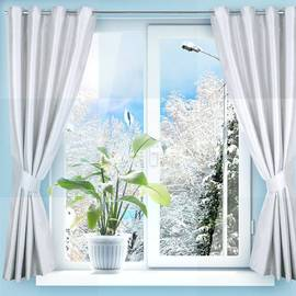 Двустворчатое окно KBE Master