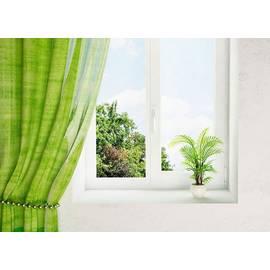 Двухстворчатое окно KBE Etalon