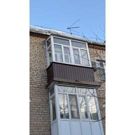 Окна для балкона хрущевского последний этаж