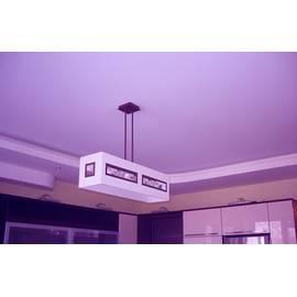 Натяжной потолок матовые цветные