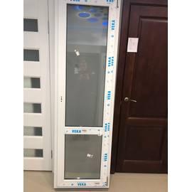 Балконная дверь готовая  610*2060 ВЕКА ЕВРОЛАЙН